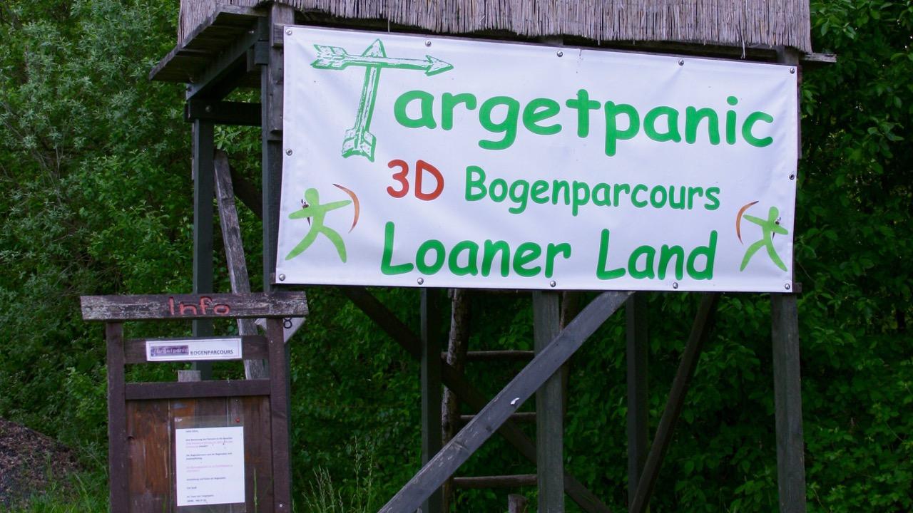 Targetpanic-Parcours